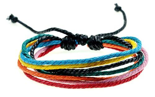 Fashion Handmade Multiple adjustable bracelet