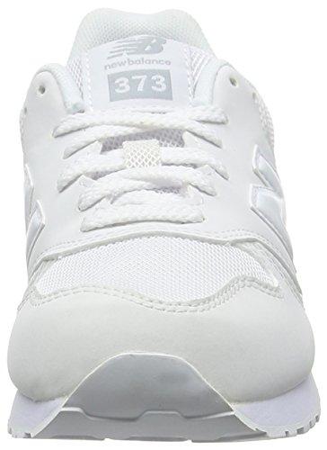 New Balance Kj373awy M, Zapatillas Unisex Niños Blanco (White)