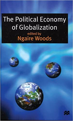 Book Political Economy of Globalization