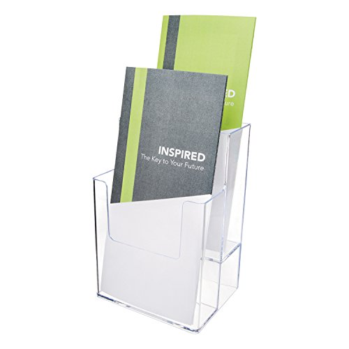 Deflecto 77201 Extra deep multi compartment docuholder product image