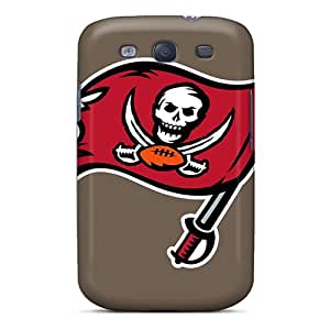 Hot Design Premium KLT3724wCfA Tpu Case Cover Galaxy S3 Protection Case(tampa Bay Buccaneers)