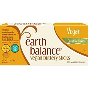 Earth Balance Buttery Stick - No 4, 16 Ounce -- 18 per case.