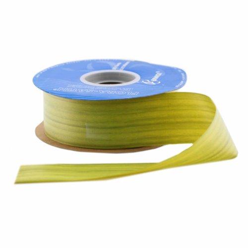 - Berwick Tru-Life Leaves Craft Ribbon, 1-1/2-Inch by 50-Yard Spool, Vert Chartreuse
