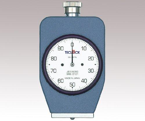 テクロック8-454-01ゴム硬度計GS-701N B07BD2PJ7G