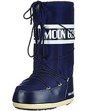Moon Boot Nylon 14004400 - Bottes de Neige - Mixte Enfant