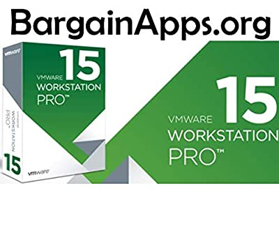 VMware Workstation 15 Pro (Download+License Key)