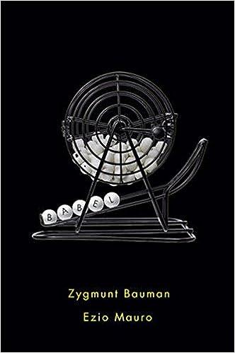 Amazon babel 9781509507603 zygmunt bauman ezio mauro books fandeluxe Gallery