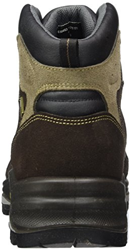 Northland Professional GLOCKNER HC NG - Zapatillas de senderismo Hombre Marrón (Dk. Marrón/Brick 0)