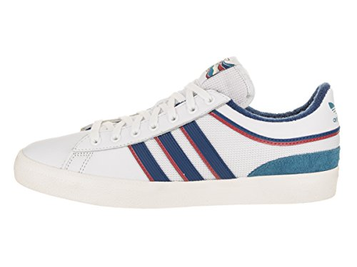 discount marketable adidas x Alltimers Campus Vulc (White/Core Blue/Scarlet) Men's Skate Shoes White/Core Blue/Scarlett outlet with mastercard discount Manchester cheap sale clearance store BGU6YEn72