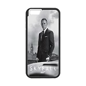 iphone6s 4.7 inch Phone Case Black Skyfall WE1TY706051