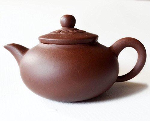 Yixing Teapot 5.4oz Chinese Zisha Tea Pots Geuniue Nature Nud
