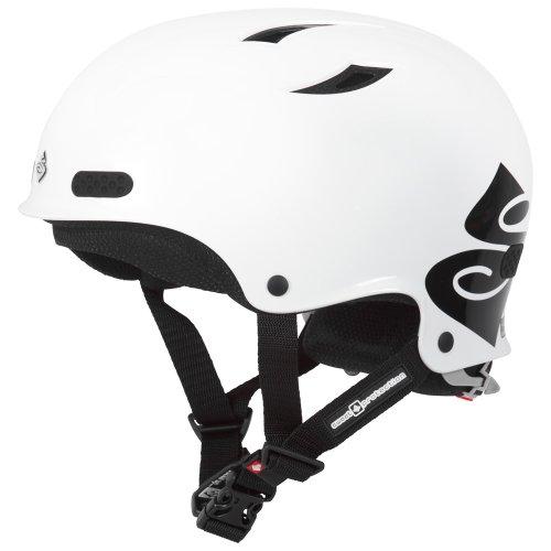 Wanderer Helmet Helmets M/LG Gloss White