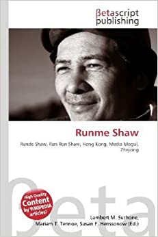 Book Runme Shaw