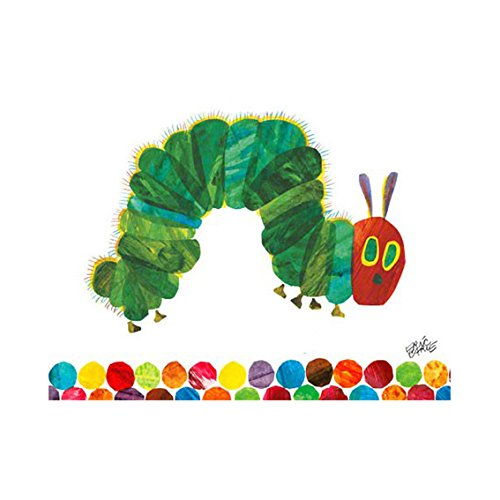 Oopsy Daisy The Very Hungry Caterpillar Stretched Art, 24 x 18'' by Oopsy Daisy