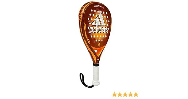 adidas Supernova Arrk - Pala pádel Unisex, Color Naranja/Rojo/Blanco, Talla única: Amazon.es: Deportes y aire libre