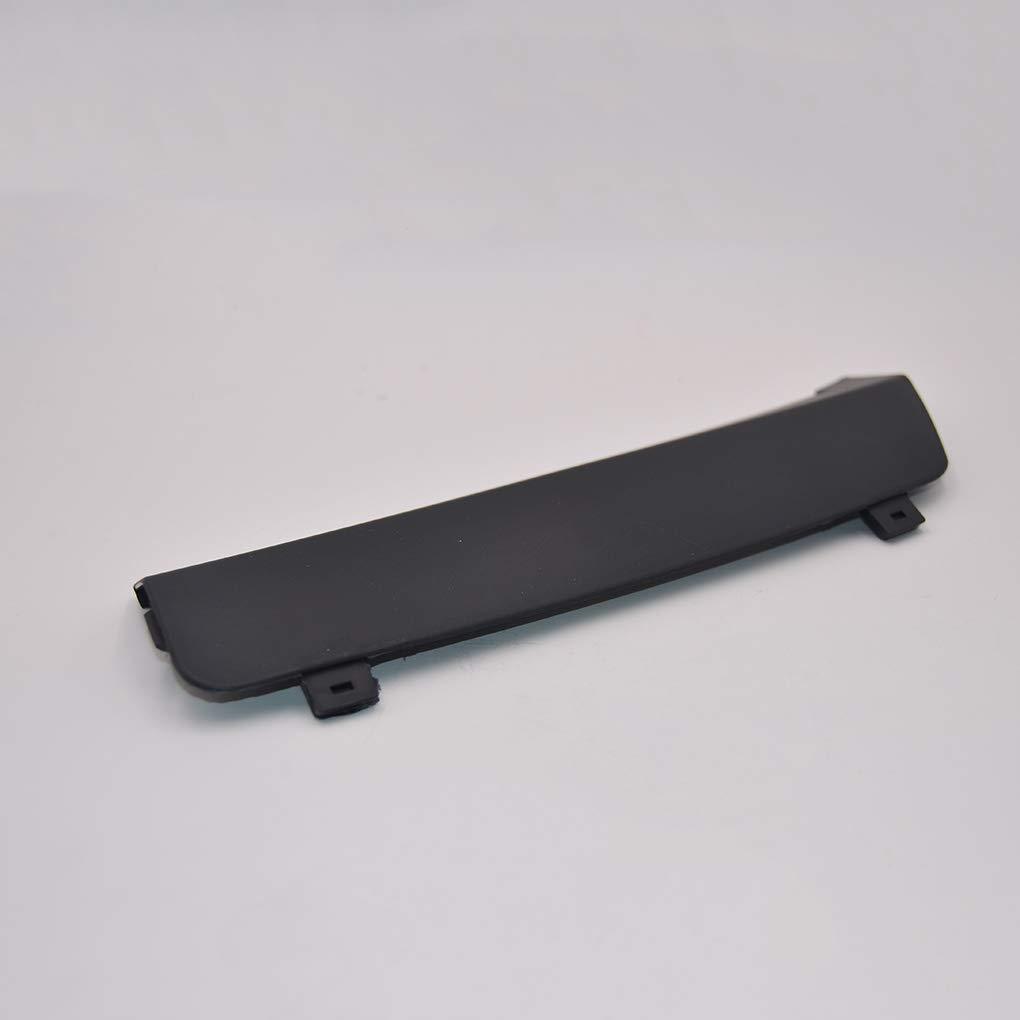 Fangfeen Replacement for Fiesta MK7 2008-2014 Rear Bumper Tow Hook Cover Bumper Towing Eye Hook Cap 8A61-17K922-AB5ZCT