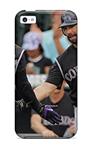 Sarah deas's Shop New Style 1833865K278848640 colorado rockies MLB Sports & Colleges best iPhone 5c cases