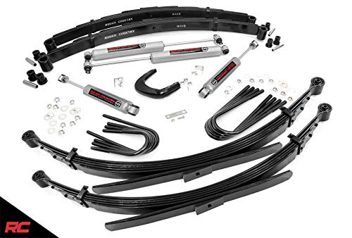 Rough Country - 245.20 - 4-inch Lift System