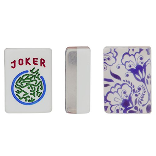 American Mahjong Tiles, Set of 166, ''Chinoise'' by Yellow Mountain Imports