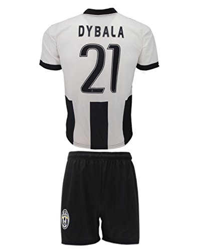 17 opinioni per Completo Juventus Dybala 21 Replica Ufficiale 2016-2017 Tutte le Taglie (12