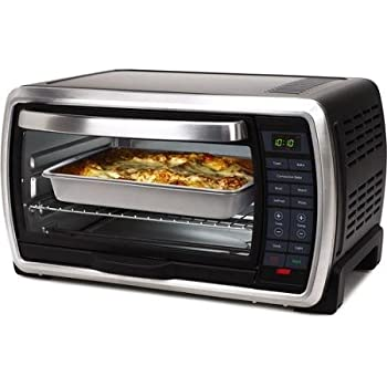 Amazon Com Oster Large Digital Countertop Toaster Oven