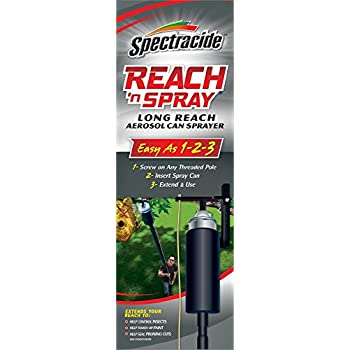 Spectracide Reach and Spray (HG-96457) (Pack of 1)