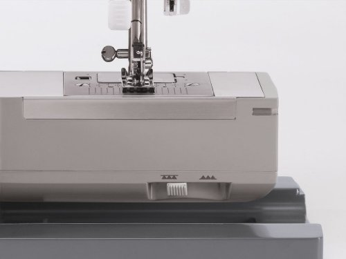 SINGER 4423 Heavy obligation Extra excessive Sewing performance Sewing product with the help of Metal Frame and Stainless precious metal Bedplate
