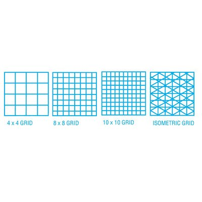 clearprint-fade-out-design-and-sketch-vellum-grid-11-in-x-17-in-8-x-8-grid-pack-of-10-sheets-no-1000