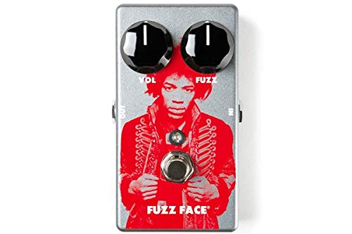 Other Dunlop JHM5 Jimi Hendrix Fuzz Face Pedal Limited Edition 1000 pcs Worldwide (