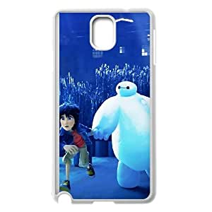 Big Hero 6 Samsung Galaxy Note 3 Cell Phone Case White UD1365003