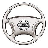 Nissan Logo Car Steering Wheel Key Chain