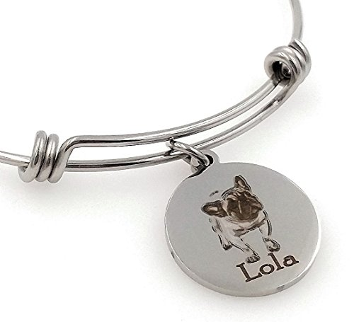 french bulldog bracelet - 9
