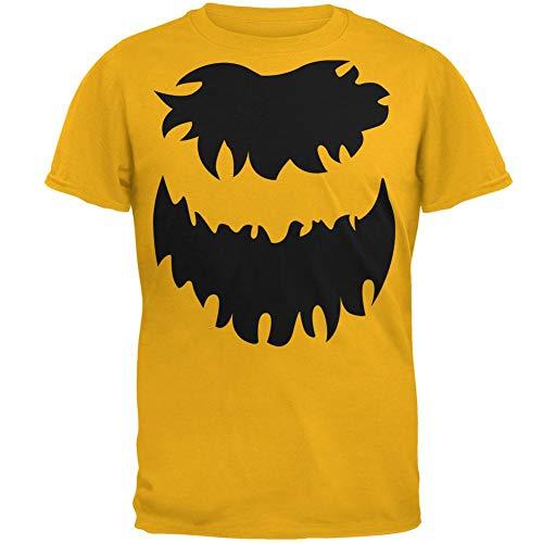 Halloween Bumble Bee Costume Cute Mens T Shirt Gold LG -
