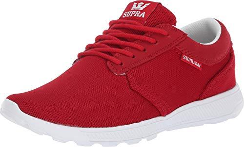 Supra Women's Hammer Run Cherry/White 6 B US B ()