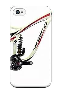 New Fashion Premium Tpu Case Cover For Iphone 4/4s - Bikes wangjiang maoyi