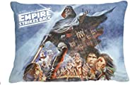 Star Wars The Empire Strikes Back 40th Anniversary Decorative Pillow - Kids Super Soft Dec Pillow - Measures 1