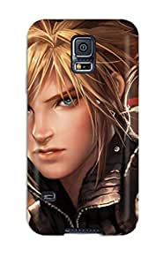 High-quality Durable Protection Case For Galaxy S5(cloud Final Fantasy)