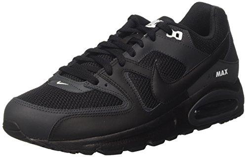 Uomo Black Command White Air Nero Max NIKE Sneaker Anthracite vTIx7vn0