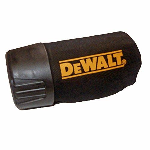 Black & Decker Us Inc #14 Fax Dewalt N273733 Dust Bag Genuine Original Equipment Manufacturer (OEM) part for Dewalt
