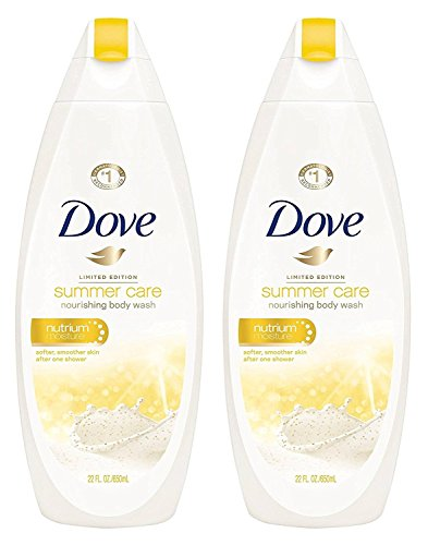 Dove Summer Care Body Wash - 1