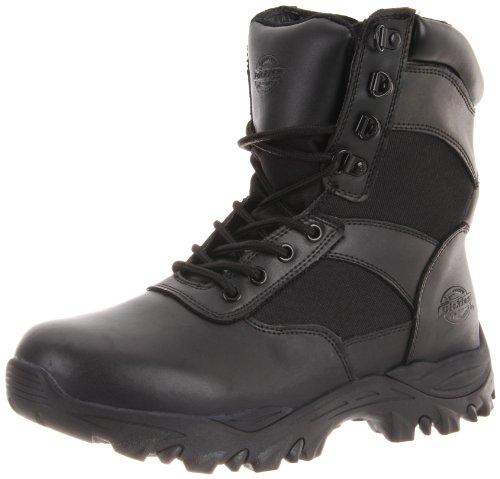 Dickies Men's Spear 8'' Side Zip Boot,Black,9 M US ()