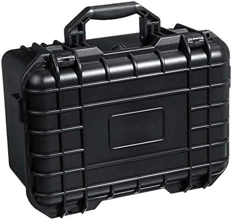 KESOTO 工具箱 ツールボックス 工具ボックス 取っ手付き 工具ケース 防水 作業 屋外など用 気密性 耐衝撃 - A