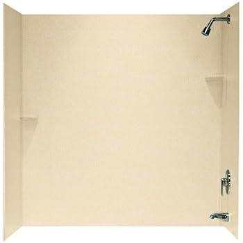 Swanstone Ss 60 3 055 Solid Surface Bathtub Wall Panel