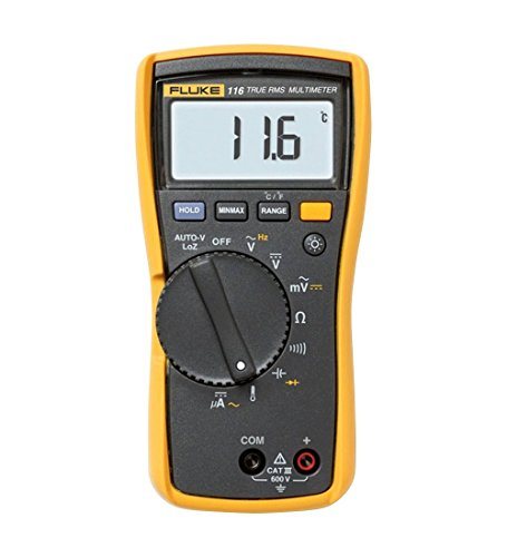 Great Deal! Fluke 116 HVAC Multimeter, Standard