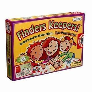 Costumes Finder (Finders Keepers Game)