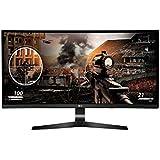 LG 34UC79G - Monitor curvo de 34 pulgadas Full HD LED IPS, Resolución 2560 x 1080 WFHD, SRGB 99%,negro