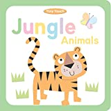 img - for Jungle Animals (Tiny Touch) book / textbook / text book