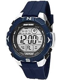 Relógio Mormaii Wave MO2908/8A Prata