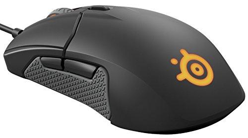 b6c02f7a09f SteelSeries Sensei 310 Gaming Mouse - 12,000 CPI TrueMove3 Optical Sensor -  Ambidextrous Design - Split-Trigger Buttons - RGB Lighting