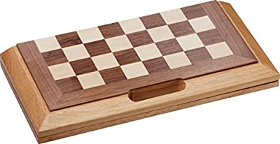 Mainstreet Classics Dutchman 3-in-1 Combo Folding Board Game Set